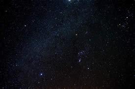 イメージ画像:銀河